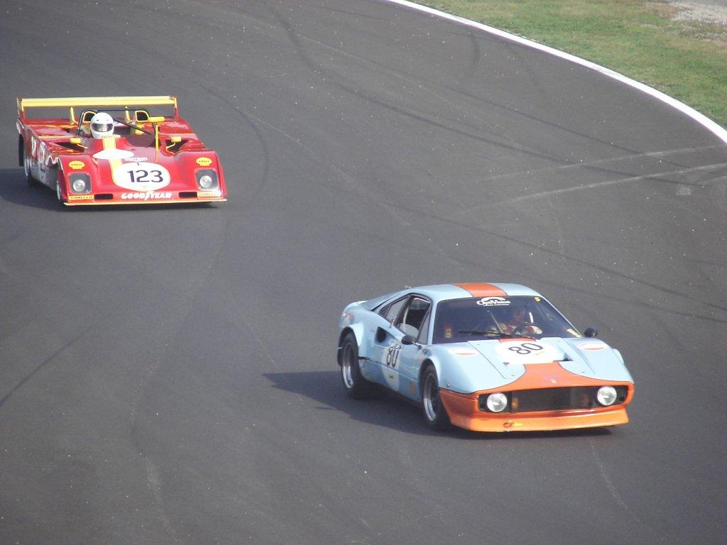 Ferrari Historiques - Monza