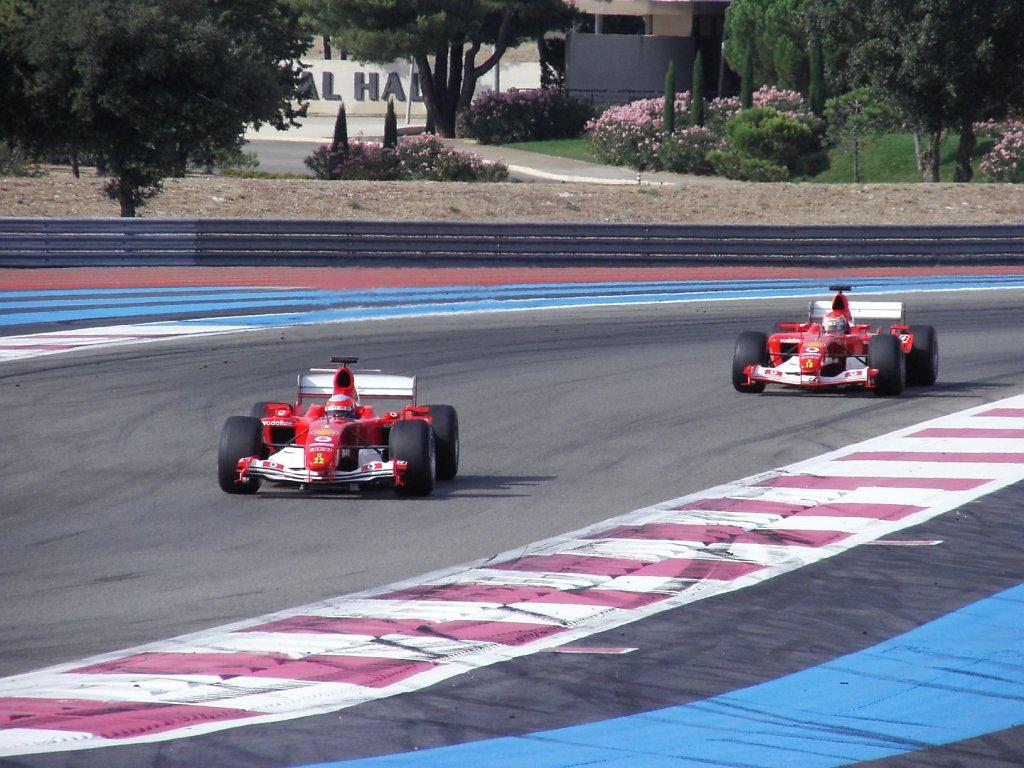 Ferrari F1 Clienti - Le Castellet