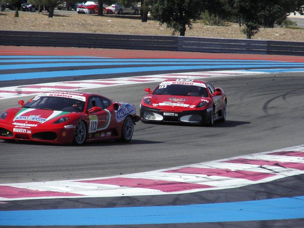 Ferrari Challenge - Le Castellet