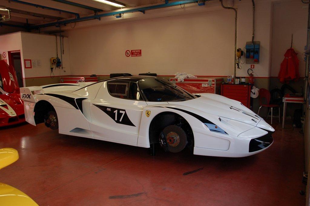 Ferrari XX Programme - Mugello