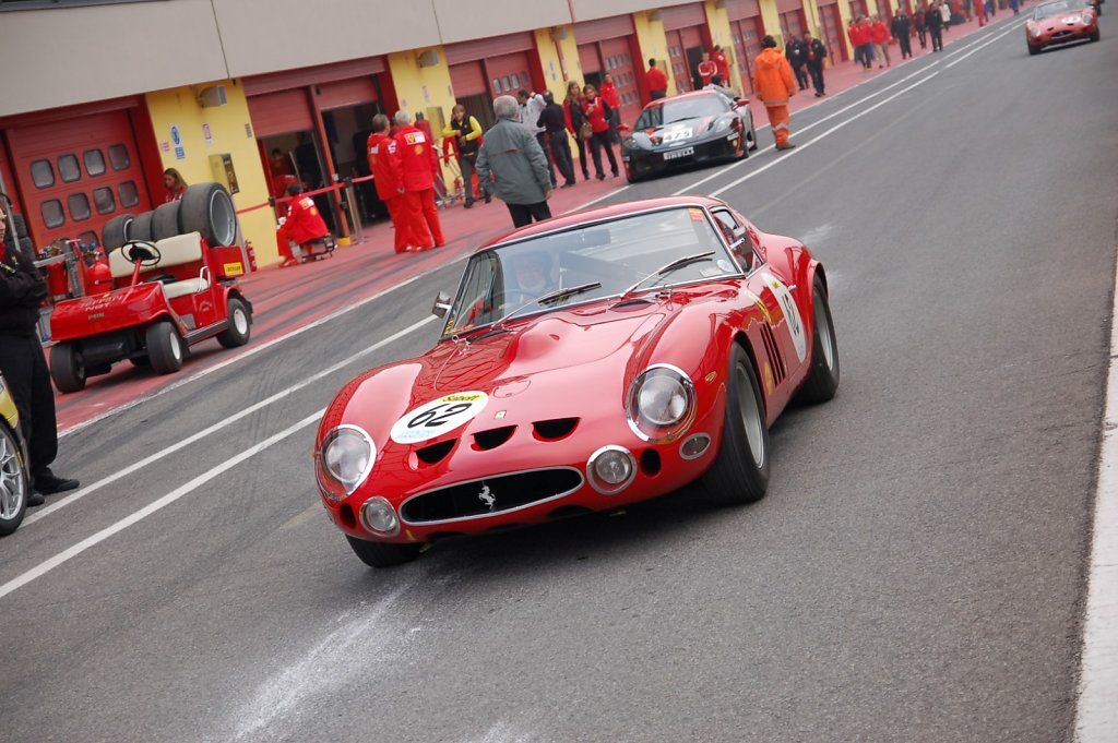 Ferrari Historiques - Mugello