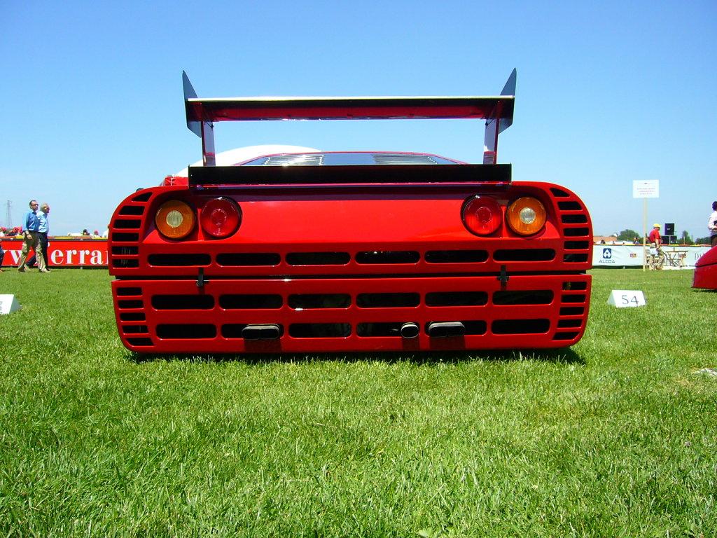 Ferrari 60th - Maranello