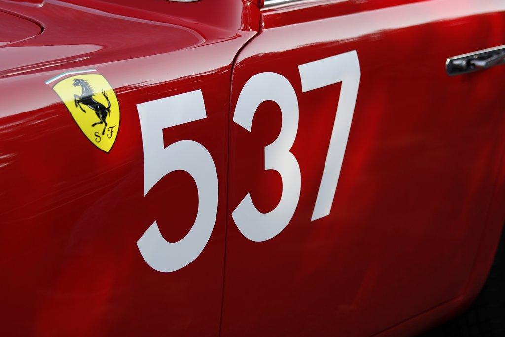 Ferrari 70th - Maranello